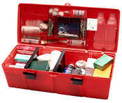 Emergency Medical Box EMS EMT