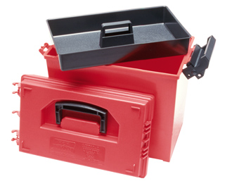 Rescue Dry Box and case